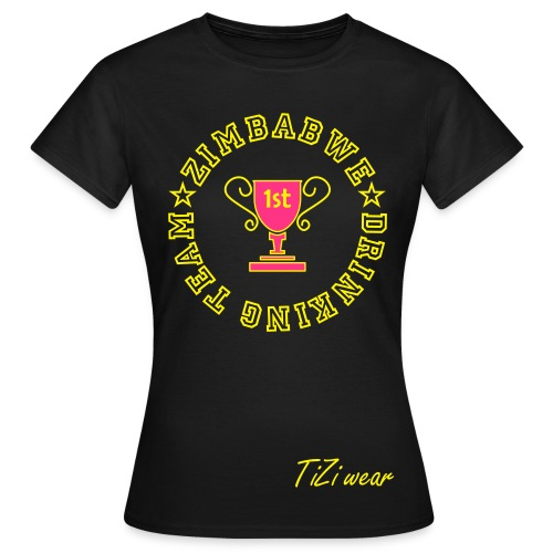 Women's TiZi Drinking Top - Women's T-Shirt