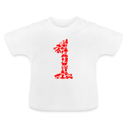 Elliots T-Shirt Club 01 - Baby T-Shirt