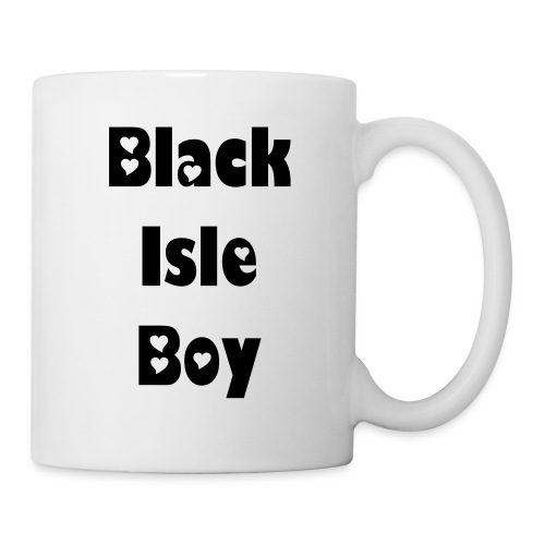 Black Isle Boy Mug - Mug