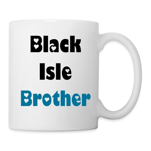 Black Isle Brother Mug - Mug