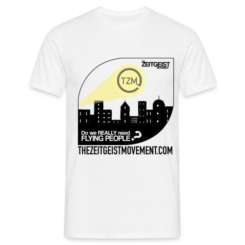 Zeitgeist Heroes English - Maglietta da uomo