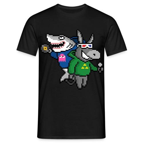 Haiko & Equus Classic Shirt - Männer T-Shirt