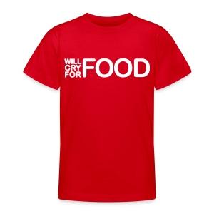 Kinder-shirt - Teenager T-shirt