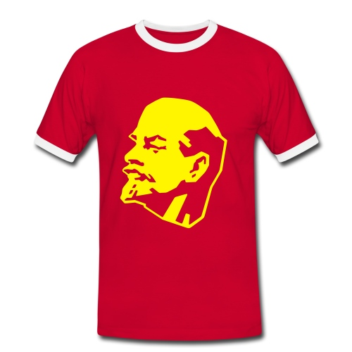 Lenin - Camiseta contraste hombre