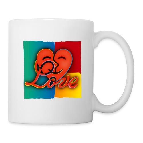LoveSymbol-Tasse - Tasse
