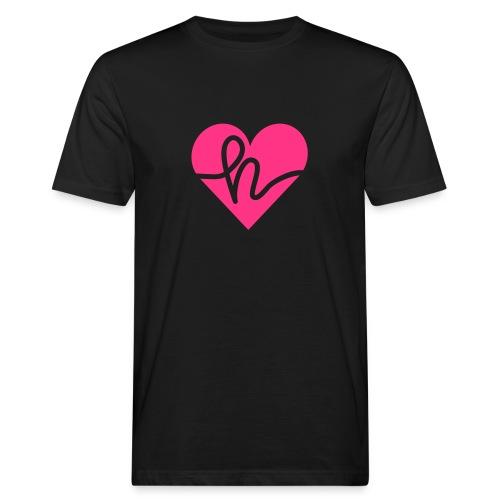 Hatr Fan-Shirt untailliert  - Männer Bio-T-Shirt