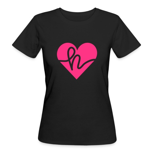 Hatr Fan-Shirt tailliert  - Frauen Bio-T-Shirt