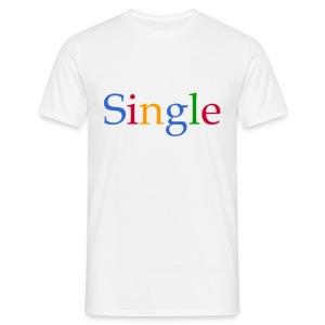 Single - Mannen T-shirt