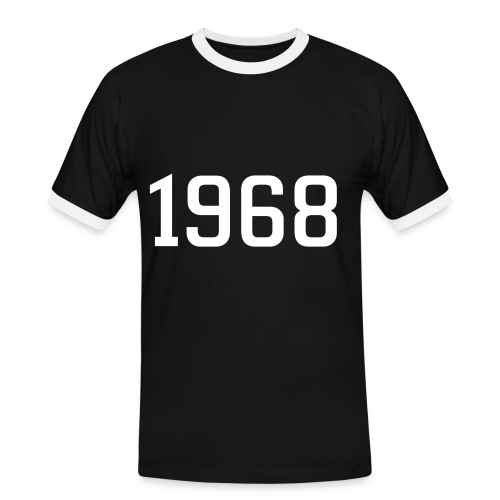 1968 - Men's Ringer Shirt