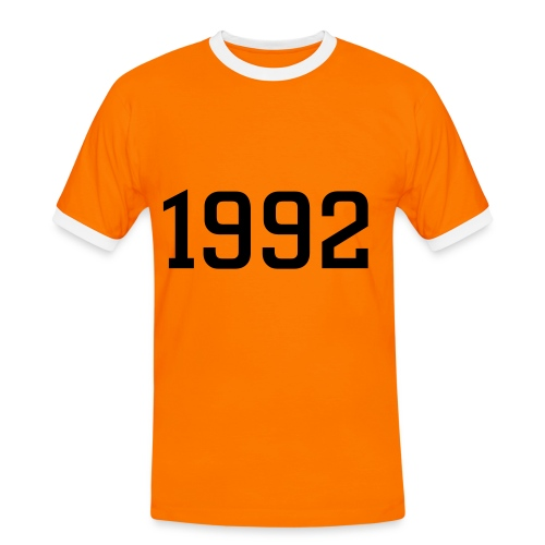 1992 - Men's Ringer Shirt