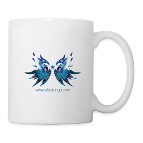 tasse mug avec impression ailes d 39 ange id cadeaux motifs zen ou signe astrologique des