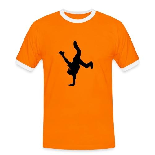 Breakdance - Camiseta contraste hombre