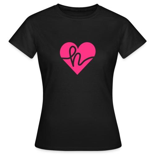 Hatr Fan-Shirt tailliert - Frauen T-Shirt