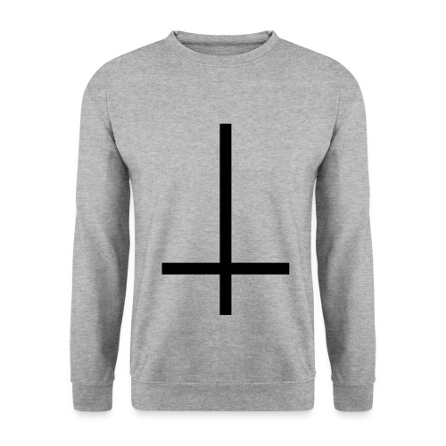 Anti-christ mens sweatshirt - Men's Sweatshirt