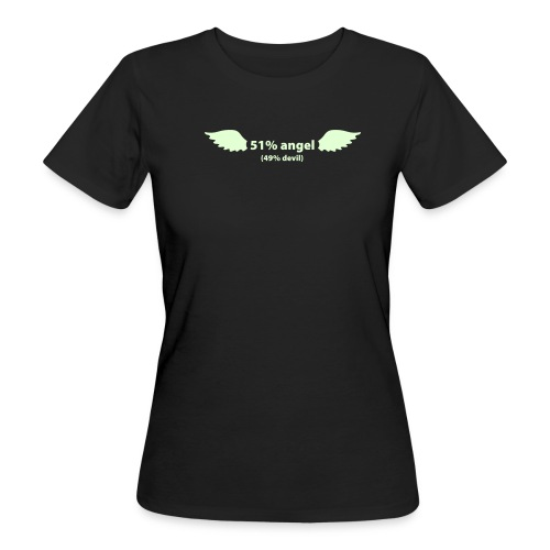 Engel - Frauen Bio-T-Shirt