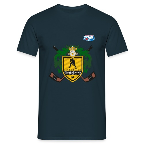Apoldaer Bravehearts 2 - Männer T-Shirt