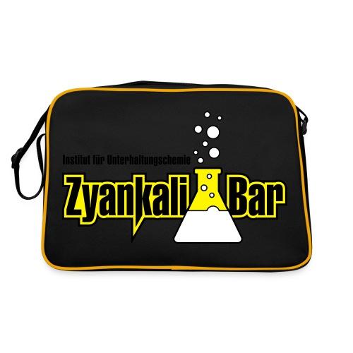 Zyankali Bar - Retro Tasche