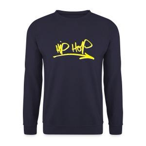 HipHop Graffiti-Tag - Männer Pullover