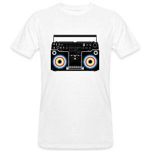 Boombox (Bio-Shirt!) - Männer Bio-T-Shirt