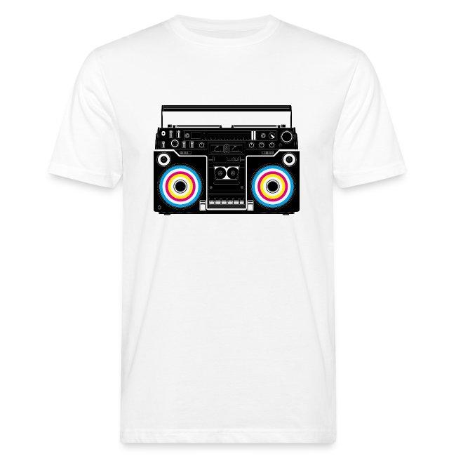 Boombox (Bio-Shirt!)