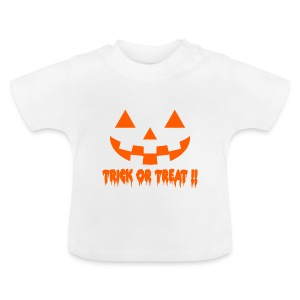 Trick or treat!! - Baby T-Shirt