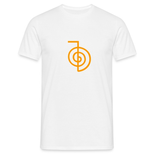 Choku Rei - Reiki Protection Symbol - T-Shirt - Men's T-Shirt