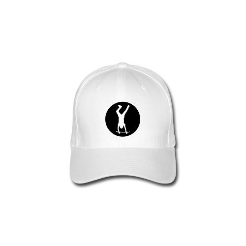 Far - T-Shirt Black - Logo Skate 01 Beige - Skate Or Die - Flexfit Baseball Cap