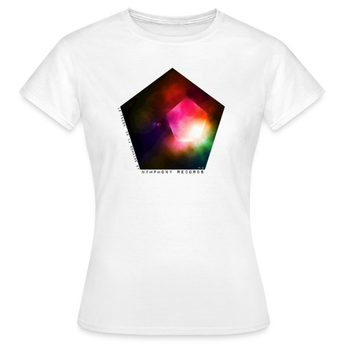 NYMPHONY RECORDS F - GRE  - Women's T-Shirt