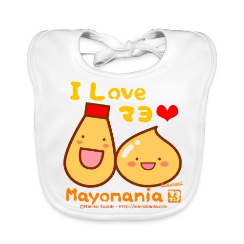 Mayo Love - Baby Organic Bib