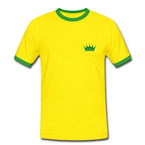 Brazil - Maglietta Contrast da uomo