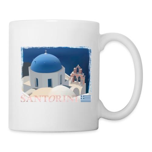 Santorini Mug - Mug