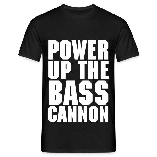Bass Cannon - Men's T-Shirt