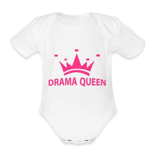 baby vest girls dramaq uenn - Organic Short-sleeved Baby Bodysuit