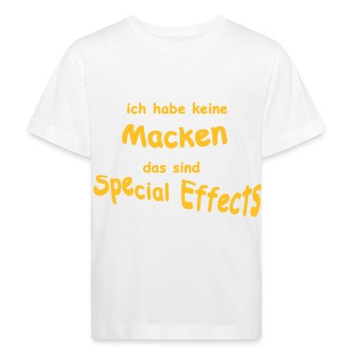 Liebenswerte Macken - Kinder Bio-T-Shirt