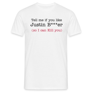 i Can't stand that little punk. - Men's T-Shirt