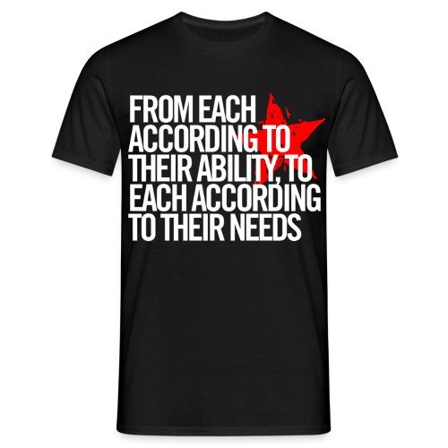 From Each... - Men's T-Shirt