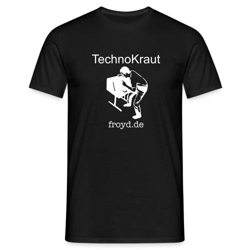 technokraut - Männer T-Shirt