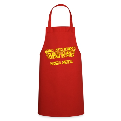 Camp Cook - Cooking Apron