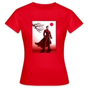 Superhero-Japan - Women's T-Shirt