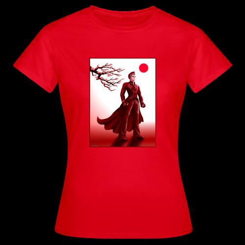 Superhero-Japan - Women's T-Shirt