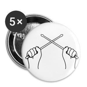 Muziek 2 - Buttons groot 56 mm