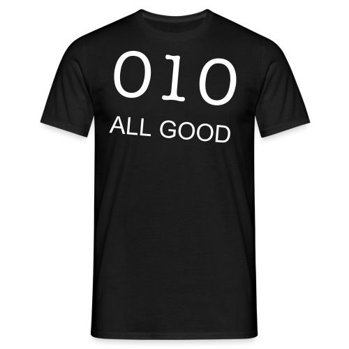 Rotterdam shirt - All Good 010 - Mannen T-shirt