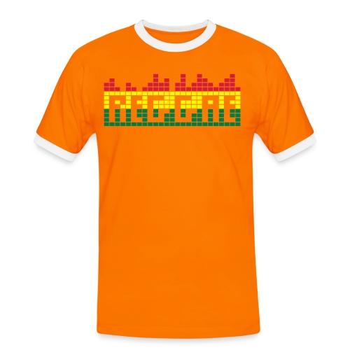 REGGAE - Men's Ringer Shirt