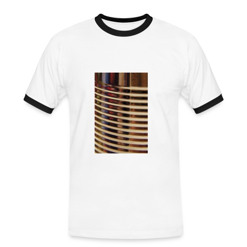 Beantin Bean Tin - Men's Ringer Shirt