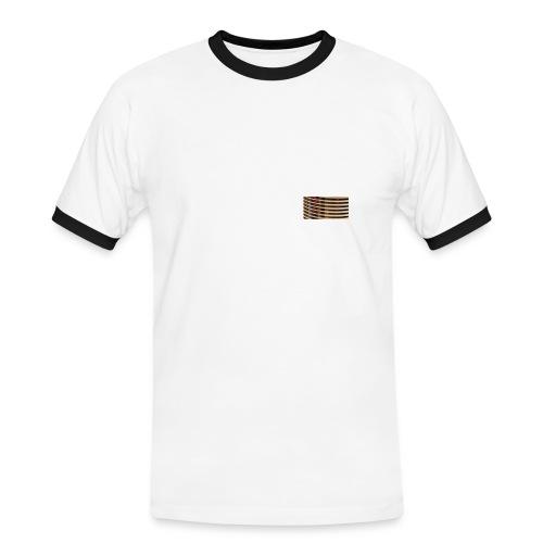 Beantin B (breast motiv) - Men's Ringer Shirt