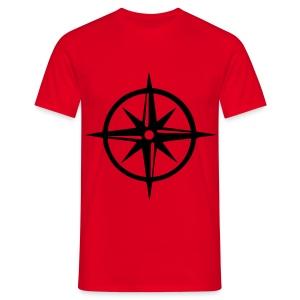 Compass Tee - Men's T-Shirt