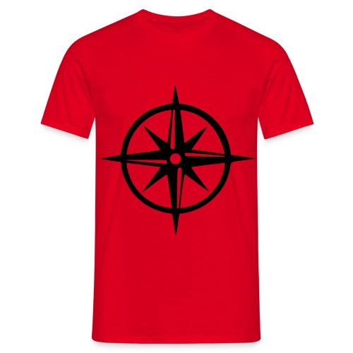 Compass Tee - Men's T-Shirt