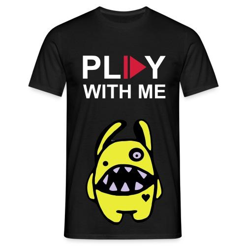 Fram och Bak - T-shirt herr