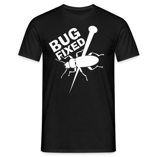 T-Shirt Bug fixed - Männer T-Shirt