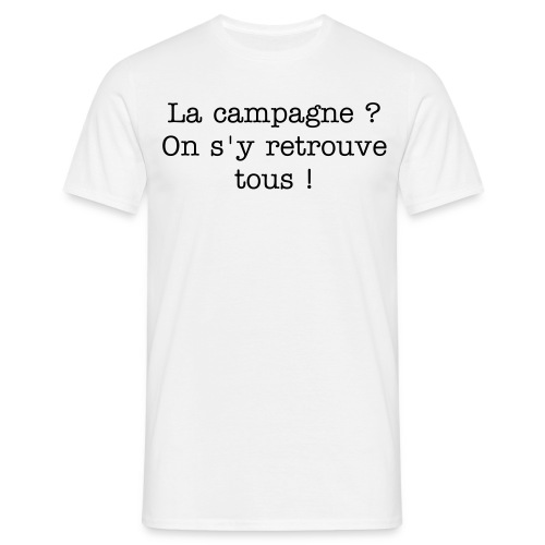 aalc1 - T-shirt Homme